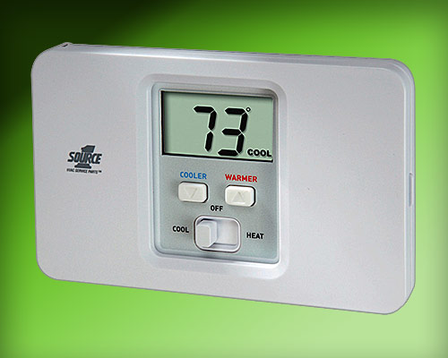 Source 1 THE Series Commercial Thermostat